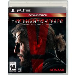 METAL GEAR SOLID 5 THE PHANTOM PAIN D1 EDITION - PS3