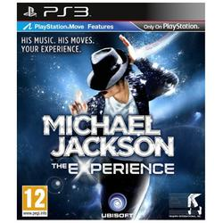Ubisoft Ltd MICHAEL JACKSON THE EXPERIENCE (PS MOVE COMPATIBLE) - PS3