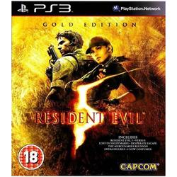RESIDENT EVIL 5 GOLD ESSENTIALS - PS3