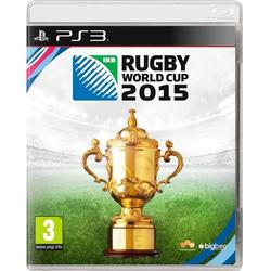 Ubisoft Ltd RUGBY WORLD CUP 2015 - PS3