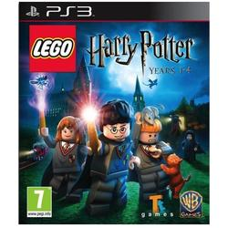 LEGO HARRY POTTER YEARS 1-4 PS3 ESSENTIALS - PS3