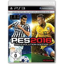 PRO EVOLUTION SOCCER 2016 D1 EDITION - PS3