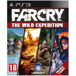 COMPILATION FAR CRY WILD EXPEDITION - PS3
