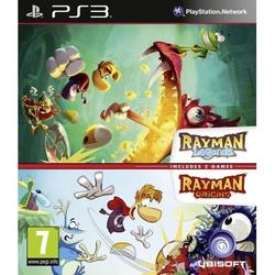 Ubisoft Ltd RAYMAN DOUBLE PACK - PS3