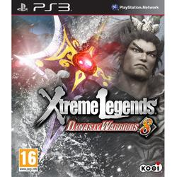 DYNASTY WARRIORS 8 EXTREME LEGENDS - PS3