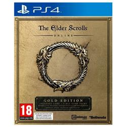 Bethesda THE ELDER SCROLLS ONLINE GOLD EDITION - PS4