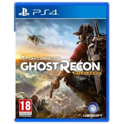 Ubisoft Ltd GHOST RECON WILDLANDS - PS4