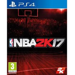 TAKE 2 INTERACTIVE NBA 2K17 - PS4