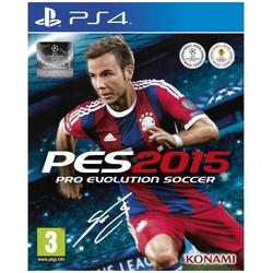 PRO EVOLUTION SOCCER 2015 D1 EDITION - PS4