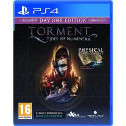 Techland TORMENT TIDES OF NUMENERA D1 EDITION - PS4