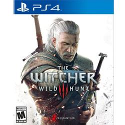 CD Projekt S.A THE WITCHER 3 WILD HUNT - PS4