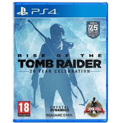 Square Enix Ltd RISE OF THE TOMB RAIDER 20 YEAR CELEBRATION - PS4