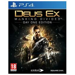DEUS EX MANKIND DIVIDED D1 EDITION - PS4