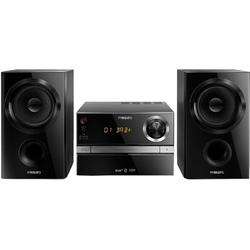 Philips Microsistem muzical BTB1370/12, CD, MP3-CD, USB, FM, Bluetooth, negru