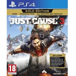 JUST CAUSE 3 GOLD EDITION - PS4
