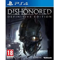 DISHONORED DEFINITIVE EDITION GOTY HD - PS4