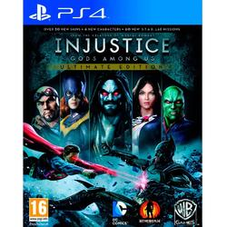 Warner Bros Entertainment INJUSTICE GODS AMONG US ULTIMATE EDITION - PS4
