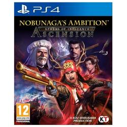 NOBUNAGA SPHERE OF INFLUENCE ASCENSION - PS4