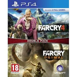 COMPILATION FAR CRY 4 & FAR CRY PRIMAL - PS4