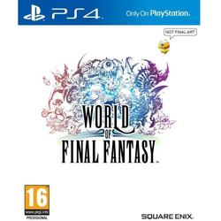 Square Enix Ltd WORLD OF FINAL FANTASY LIMITED EDITION - PS4