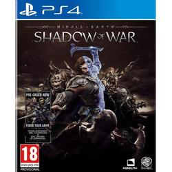 Warner Bros Entertainment MIDDLE EARTH SHADOW OF WAR - PS4