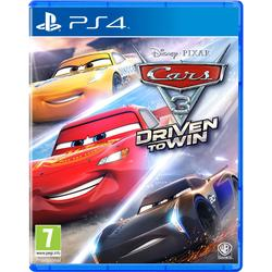 Warner Bros Entertainment CARS 3 DRIVEN TO WIN - PS4