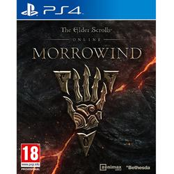 Bethesda THE ELDER SCROLLS ONLINE MORROWIND - PS4