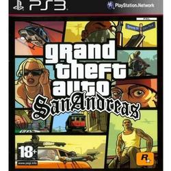 GRAND THEFT AUTO SAN ANDREAS - PS3