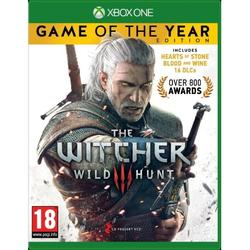 CD Projekt S.A THE WITCHER 3 WILD HUNT GOTY EDITION - XBOX ONE