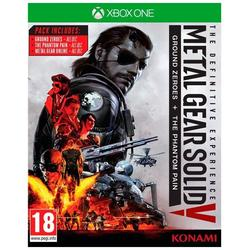 METAL GEAR SOLID 5 DEFINITIVE EXPERIENCE - XBOX ONE