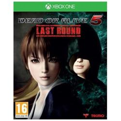 DEAD OR ALIVE 5 - LAST ROUND - XBOX ONE