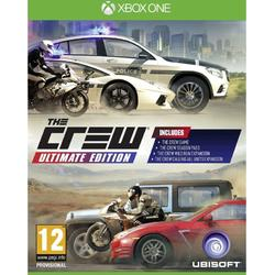 Ubisoft Ltd THE CREW ULTIMATE EDITION - XBOX ONE