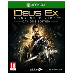 DEUS EX MANKIND DIVIDED D1 EDITION - XBOX ONE