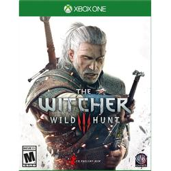 CD Projekt S.A THE WITCHER 3 WILD HUNT - XBOX ONE