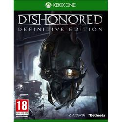 Bethesda DISHONORED DEFINITIVE EDITION GOTY HD - XBOX ONE