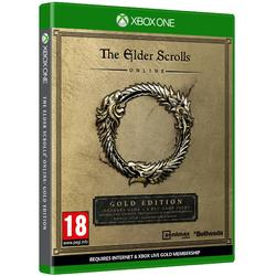 Bethesda THE ELDER SCROLLS ONLINE GOLD EDITION - XBOX ONE