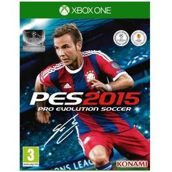 PRO EVOLUTION SOCCER 2015 D1 EDITION - XBOX ONE