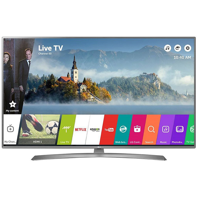 Televizor LED 55UJ670V, Smart TV, 139 cm, 4K Ultra HD
