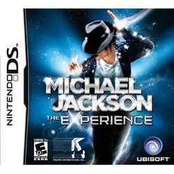 Ubisoft Ltd MICHAEL JACKSON THE EXPERIENCE - DS