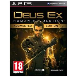 DEUS EX HUMAN REVOLUTION AUGMENTED EDITION - PS3