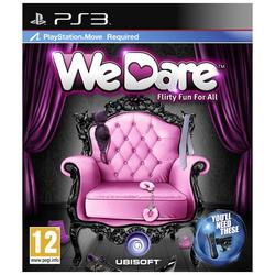 Ubisoft Ltd WE DARE - PS3