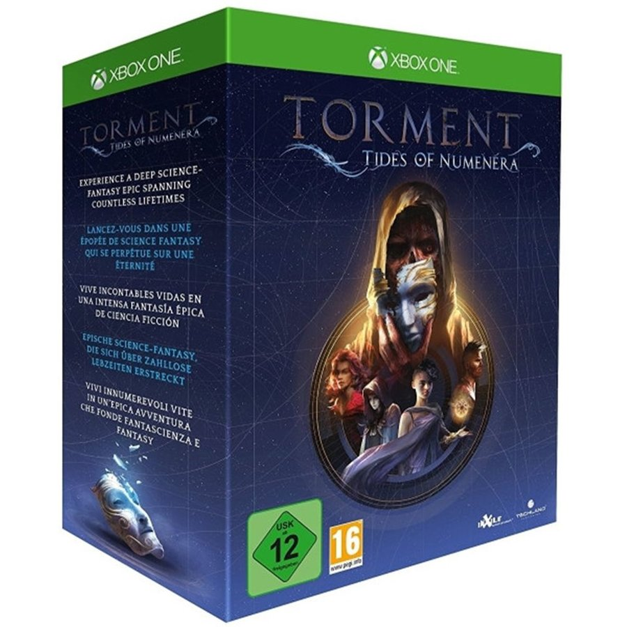 TORMENT TIDES OF NUMENERA COLLECTORS EDITION - XBOX ONE