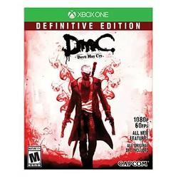 DMC DEVIL MAY CRY DEFINITIVE EDITION - XBOX ONE