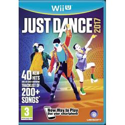 Ubisoft Ltd JUST DANCE 2017 - WII U