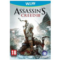 Ubisoft Ltd ASSASSINS CREED 3 - WII U