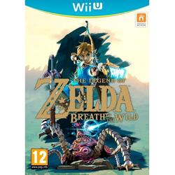 Nintendo THE LEGEND OF ZELDA BREATH OF THE WILD - WII U
