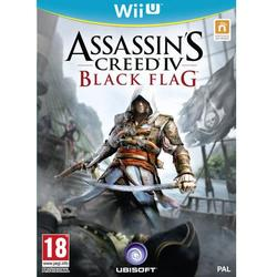 Ubisoft Ltd ASSASSINS CREED 4 BLACK FLAG D1 EDITION - WII U