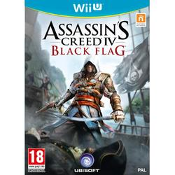 Ubisoft Ltd ASSASSINS CREED 4 BLACK FLAG SKULL EDITION - WII U