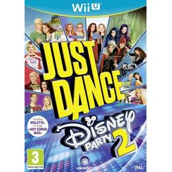 Ubisoft Ltd JUST DANCE DISNEY PARTY 2 - WII U