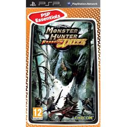 CAPCOM MONSTER HUNTER FREEDOM UNITE ESSENTIALS - PSP